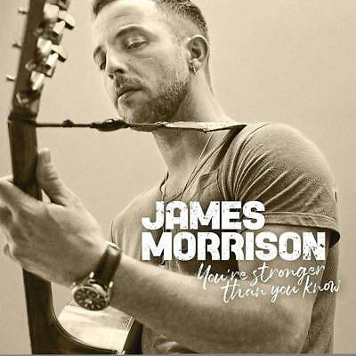 James Morrison - You're Stronger Than You Know (NEW CD)