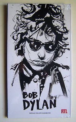 Bob Dylan - Bd Biographique Illustre Par Pablo + Cd 23 Titres - Neuf, Emballe -