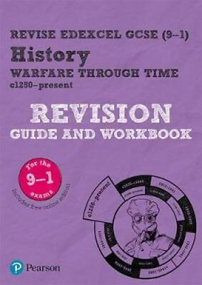 Revise Edexcel GCSE (9-1) History Warfare through time Revision Guide and...