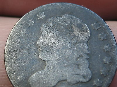 1829-1837 Capped Bust Half Dime- 90% Silver