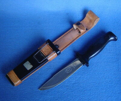 VTG BAHCO 3921 Military Hunting Camping Survival Knife+Sheath Sami Sweden  Norway