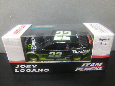 Joey Logano 2017 Duralast GT #22 Fusion 1/64 NASCAR Monster Energy Cup