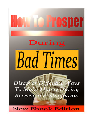 How To Prosper During Bad Times  >>> EBOOK PDF HIGH QUALITY GET IT FAST