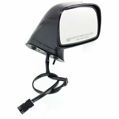 Replacement Mirror Passenger Right Side Heated RH Hand F6VZ17682AA Town Car Fits Lincoln Town Car