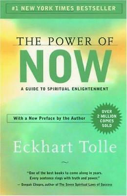 The Power of Now: A Guide to Spiritual Enlightenment by E.Tolle EB00K PDF