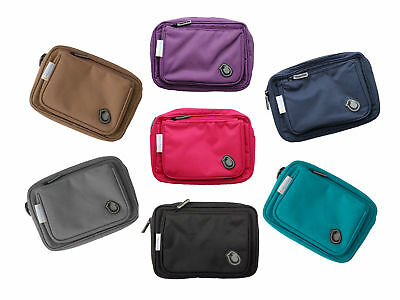 Hippychick Hipseat Accessory Pouch - Two Pocket, Universal Fit