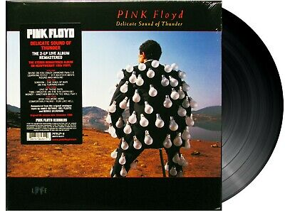 Pink Floyd - Delicate Sound of Thunder [in-shrink] LP Vinyl Record Album