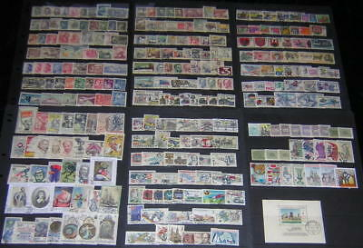 Czechoslovakia post-1950 Collection 264 diff stamps