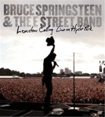 Bruce Springsteen and the E Street Band: London Calling - Live... DVD NEW