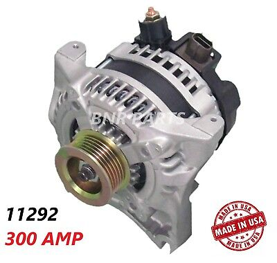 300 AMP 11292 Alternator Ford Lincoln High Output Performance HD NEW USA