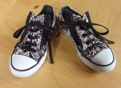 BASKETS BASSES FILLE Converse All Star pointure 33 Chuck
