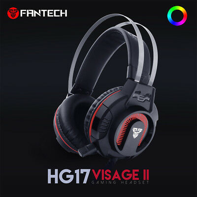 Surround Sound LED Headset Gaming Headphones Stereo  with Mic for Laptop for PC