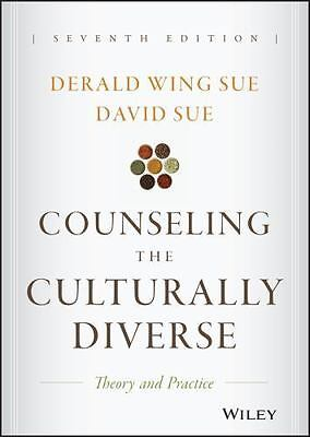 Counseling the Culturally Diverse : Theory and Practice, Seventh Edition by...