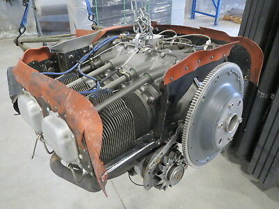 LYCOMING IO 320 B1A 160 HP Engine 35 SMOH NON PROP STRIKE PA30 RV EXP LSA