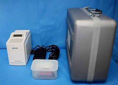 Abaxis Piccolo Portable Chemical Blood Analyzer Carry Case 100-1000 NOS