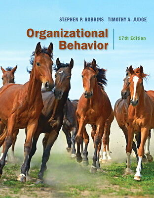 Organizational Behavior 17th edition [PDF] Instant Delivery (30s) 📥