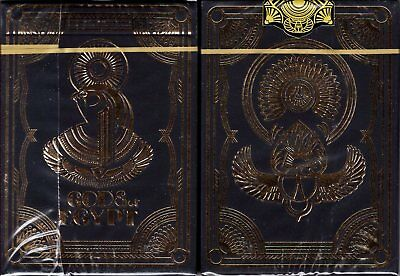 Gods of Egypt Playing Cards Poker Size Deck SPCC Custom Limited Edition Sealed