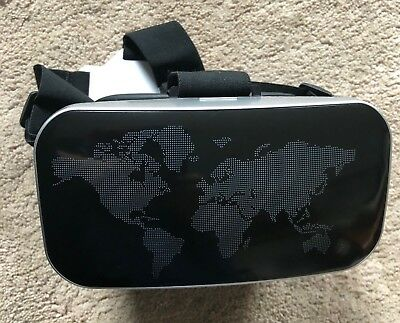 Virtual Reality Glasses Kids Dream Vision Headset Smartphone Black FREE SHIPPING