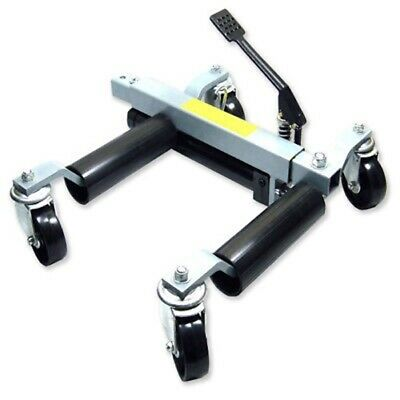 1500 lb Hydraulic Wheel Dolly | Jack Portable Tire Lift Car Move Positioning