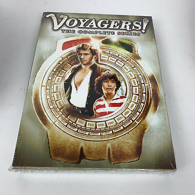 Voyagers! The Complete Series 4-Disc DVD Box Set Brand New
