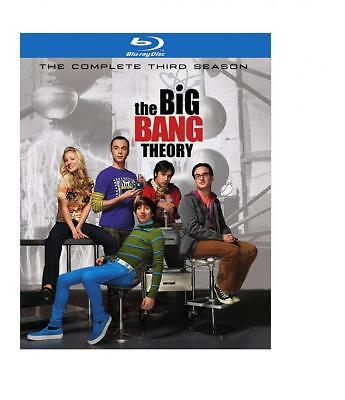 The Big Bang Theory: Complete Third Season [Blu-ray]