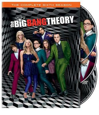 The Big Bang Theory: Complete Sixth Season