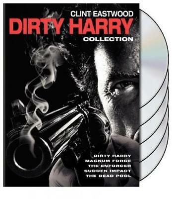 Dirty Harry Collection (Dirty / Magnum Force / The Enforcer / Sudden Impact...