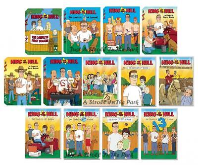 King Of The Hill Complete Series 1-13
