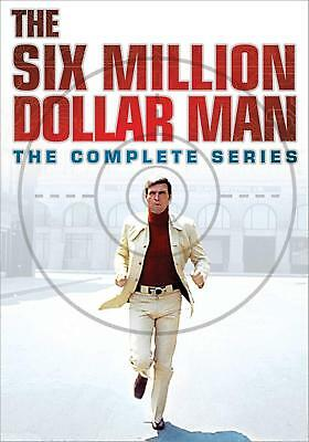 The Six Million Dollar Man: Complete Series