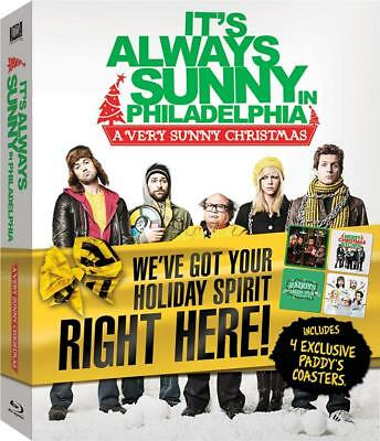 It's Always Sunny in Philadelphia: A Very Christmas Blu-ray Giftset