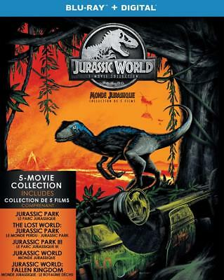 Jurassic World: 5-Movie Collection [Blu-ray] (Sous-titres français)