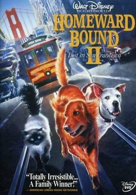 Homeward Bound II: Lost in San Francisco (Bilingual)