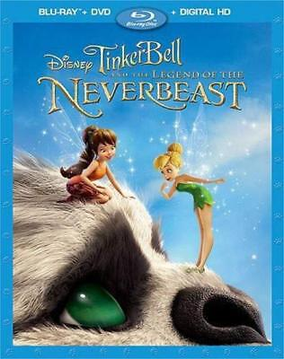 Tinker Bell and the Legend of Neverbeast [Blu-ray + DVD + Digital HD]...