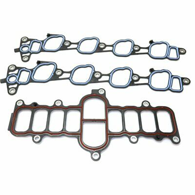 LOWER INTAKE MANIFOLD w/Gaskets 6 8L V10 for 00-10 Ford E