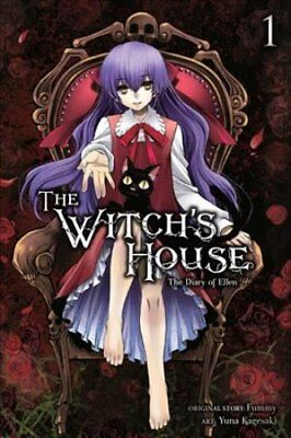 The Witch's House: The Diary of Ellen, Vol. 1 by Fummy 9781975383718