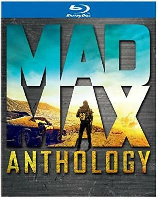 Mad Max Anthology - 4 Film Collection [Blu-ray] (Bilingual)