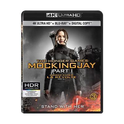The Hunger Games: Mockingjay: Part 1 [4K Ultra HD+ Blu-ray + Digital Copy]