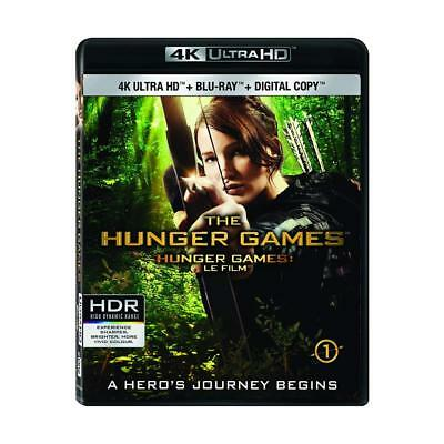The Hunger Games [4K Ultra HD+ Blu-ray + Digital Copy]
