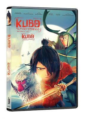Kubo and the Two Strings (Bilingual)