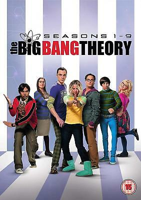 The Big Bang Theory - Season 1-9 [DVD] [2016]