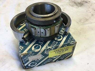 Split Roller Bearing Assembly. New/Old Stock. Part Number LSM40BR + 462.