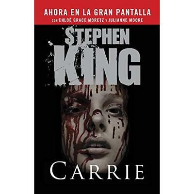 Carrie (Spanish Movie Tie-In Edition) - Paperback NEW Stephen King 2013-09-24