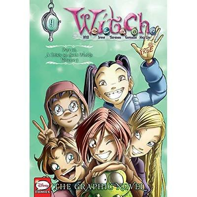 W.I.T.C.H.: The Graphic Novel, Part III. a Crisis on Bo - Paperback NEW Comics,