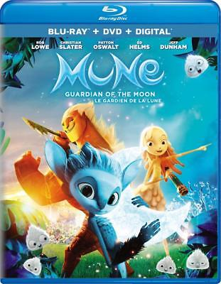 Mune: Guardian of the Moon [Blu-ray] (Version française)