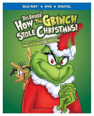How the Grinch Stole Christmas: UE [Blu-ray]