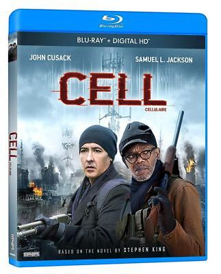 Cell (Cellulaire) [Blu-ray] (Bilingual)