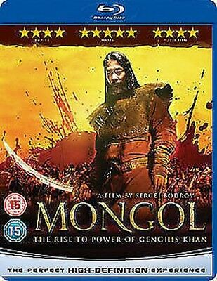 Mongol - The Rise To Power Of Genghis Khan Blu-Ray Neu Blu-Ray (8258730)