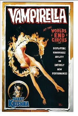 VAMPIRELLA #7 (Volume 4), Harris Comics (2002)