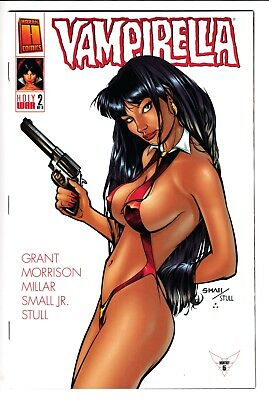 VAMPIRELLA MONTHLY #5, Harris (1998)