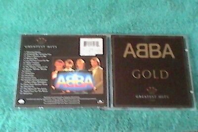 Abba - Gold, Greatest Hits CD